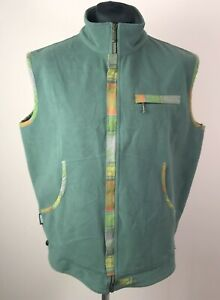 Stephen Roche GORE Windstopper Cycling Jersey Men Size XL Fleece Sleeveless Vest