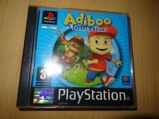 ADIBOO & paziral's Secret PS1 comme neuf Collectors PAL