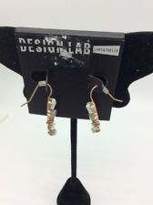 & Taylors drop earrings B107 $22 Design lab for Lord
