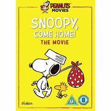 Snoopy, Come Home! The Movie DVD