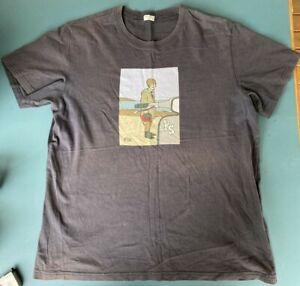 Paul Smith 'McKee' Mens Short Sleeve T-Shirt Size M Medium