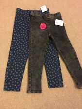 Girls 5-6 Years skinny jeans bundle, new with tags