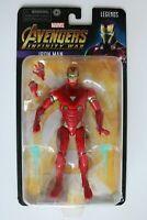 Action Figure - Marvel Legends Avengers Infinity War Iron Man - New