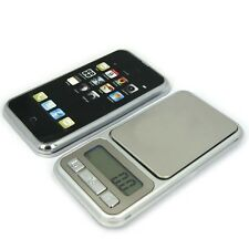 Electronic Digital Pocket Scale with Measurement Weight - 1000g ~ 0.1g Accuracy
