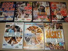 7 DVD BASKET IL MEGLIO DELLA STAGIONE DAL 2004-2005 AL 2010-2011 SERIE A FILM