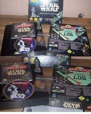 Monopoly Star Wars Edition PC Sammlerstück in BIG BOX ! Sonderedition mit Figur