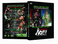 Official Pro Wrestling Noah Great Voyage 2006 Event DVD