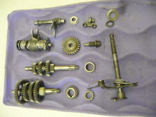 #3071 Yamaha GT80 / MX80 Transmission & Miscellaneous Gears / Shift Drum & Forks