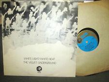 THE VELVET UNDERGROUND WHITE LIGHT/WHITE HEAT LP 1967 MGM SELECT 2353024 rare VU