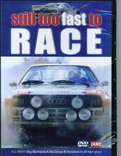 Art GROUP B RALLY LEGENDS 34X24 INCH CANVAS FORD AUDI LANCIA PEUGEOT METRO 6R4 TURBO