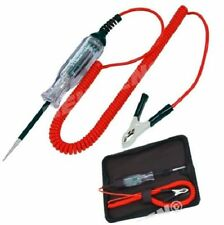 Neilsen Digital LCD Circuit Tester Computer Extra Long Cable 3v - 48v 4122*