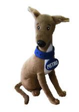 More details for galgo greyhound lurcher soft toy