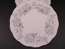 Royal Albert - SILVER MAPLE - Bread and Butter- Set of 5
