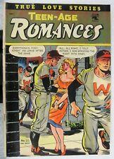 1953 Teen Age Romances Comic Vol.1 No.33 St. John Publishing, Vintage