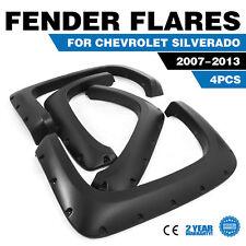 Fender Flares For Chevrolet Silverado 2007-2013 Extended Cab Wheel Cover