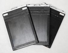 THREE RITEWAY Graflex  4x5 Film Holders in good usable condition
