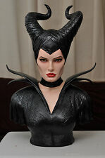 MALEFICENT LIFE SIZE BUST 1/1 SCALE CUSTOM STATUE HOT KIT RESIN TOY SCULPTURE