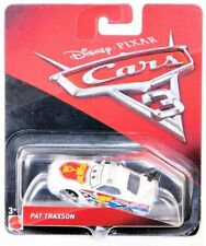 Disney Pixar Cars 3 Pat Traxson Piston Cup Pace Car 1:55 Diecast Vehicle IN HAND