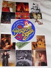 Limelight &Tunnel Postcards Disco 2000 Sticker Club Kids Michael Alig NYC