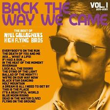 """Noel Gallagher's High Flying Birds - Back the Way We Came Vol 1 Vinyl 12"""" Record"""