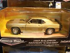 ERTL American Muscle 1969 Baldwin Motion Chevy Camaro