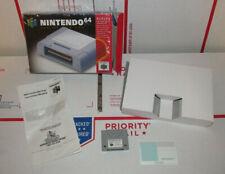 Nintendo 64 N64 Controller Memory Card Pack Pak Complete CIB w/ Box NUS-004 NICE