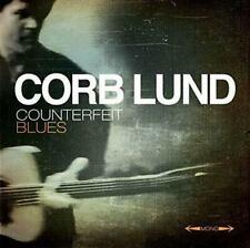Corb Lund - Counterfeit Blues - CD Digipak (2014) - NEW