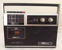 Vintage JVC Nivico Transistor Radio Cassette Recorder