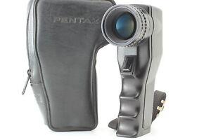 【TOP MINT+】 Pentax Digital Spot Meter Light Exposure Meter  w/case From Japan