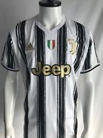 Juventus 2020-2021 Home Football Soccer Men's jersey