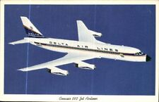64339 Flugzeug Convair 880 Jet Airliner