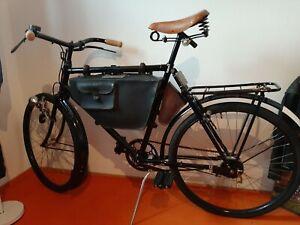 Schweizer Armee Fahrrad Bj.47 (Neuwertig restauriert) mit original Rahmentasche
