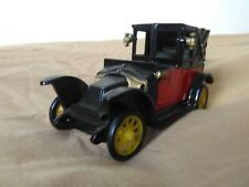 Antigua miniatura Rami JMK #1 Renault Taxi de la Marne 1907 R.a.m.i. 1:43 J.M.K.