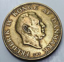 C3138    DENMARK     COIN,    2   KRONER    1957