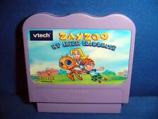 VTech V.Smile ZAYZOO MY ALIEN CLASSMATE Game Cartridge