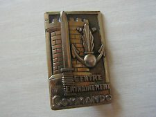 INSIGNE centre entrainement commando      ref 185     delsartg 2005