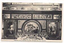 chateau de cheverny  plafond de la chambre du roi ,fresque de jean mosnier