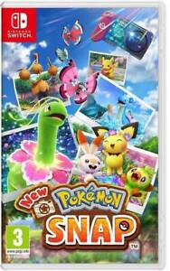 New Pokemon Snap (Nintendo Switch) (NEU & OVP) (Blitzversand)