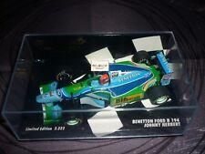 f1 1/43 Benetton Ford b194 1994 J.Herbert  / Minichamps