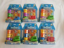6 set of Magic Box Zomlings Series 5 Blister Incl 4 Zomlings 3 Towers brand new