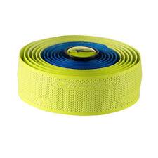 Lizard Skins DSP 2.5mm Fluorescent Dual Colour Handlebar Bar Tape Yellow Blue