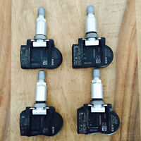 4 BMW Reifendrucksensoren RDCi 433 MHz 1er F20 3er F30 4er X5 F15 6855539 NEU