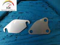 EGR Blanking Plates For Nissan ZD30 DI DIRECT INJECTION Set
