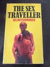 "W.E. BUTTERWORTH ""THE SEX TRAVELLER"" 1969 UK SOFTBACK EROTICA"