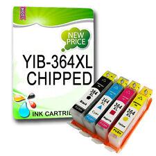 4 x 364 NON-OEM INK CARTRIDGE For B109a B109n B109d B109f B110a B110c B110e
