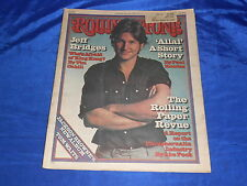 Rolling Stone (1967) #231 Jeff Bridges British Punk Rock Tom Waits Zig Zag VG/FN