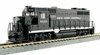 HO Scale Kato GP35 New York Central DC