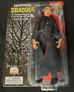 "Hammer DRACULA - Classic 8"" MEGO Action Figure / Horror Vampire Film Character"