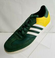 Adidas Samba Golf Shoes Limited Edition Masters Mens Green Yellow Size 10.5