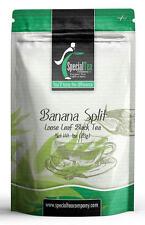 Banana Split Tea Loose Leaf Black Tea 1 oz. Inc. 10 Free Tea Bags